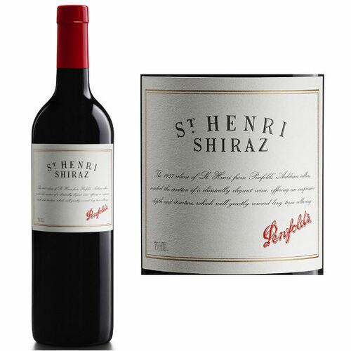 Penfolds St Henri Shiraz 2016 (Australia) Rated 98JS