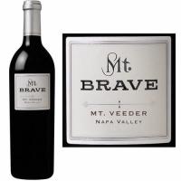 Mt. Brave Mt. Veeder Napa Cabernet 2014 Rated 95WE