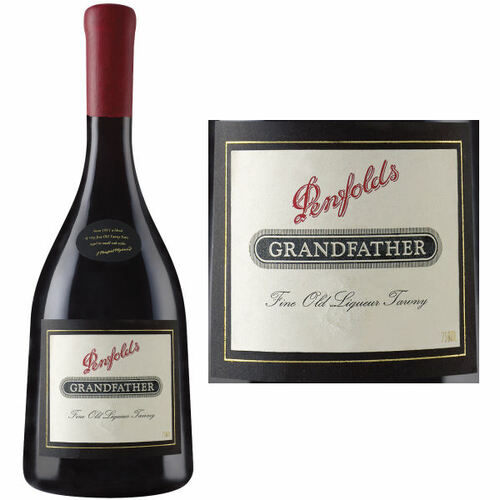 Penfolds Grandfather Fine Old Liqueur Tawny Port NV Rated 92WA