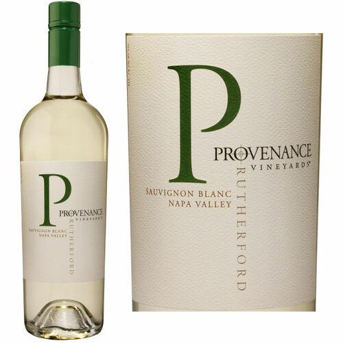12 Bottle Case Provenance Rutherford Sauvignon Blanc 2018