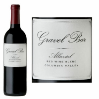 Gravel Bar Alluvial Columbia Valley Red Wine Washington 2014