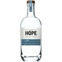 Green Hope Organic Cane Vodka 750ml