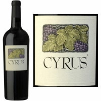Alexander Valley Vineyards Cyrus Red Blend 2012 Rated 93WA