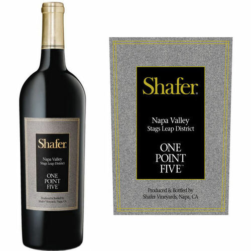 Shafer Stags Leap District One Point Five Cabernet 2015 Rated 97WE CELLAR SELECTION