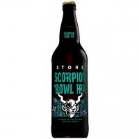 Stone Brewing Scorpion Bowl IPA 22oz