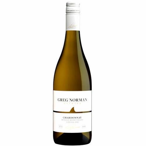 12 Bottle Case Greg Norman Estates Santa Barbara Chardonnay 2019