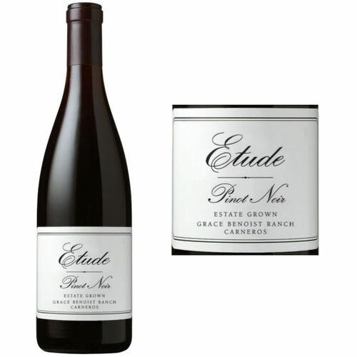 12 Bottle Case Etude Carneros Pinot Noir 2018