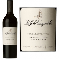 La Jota Howell Mountain Napa Cabernet Franc 2013 Rated 93VM