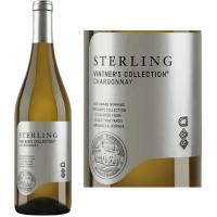 12 Bottle Case Sterling Vintner's Collection California Chardonnay 2016