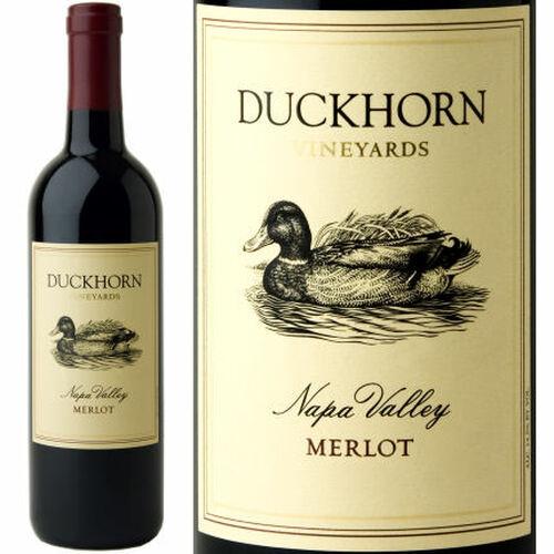 Duckhorn Napa Merlot 2017 Rated 92JS