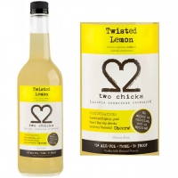 Two Chicks Twisted Lemon Ready To Drink Cocktail 750ml