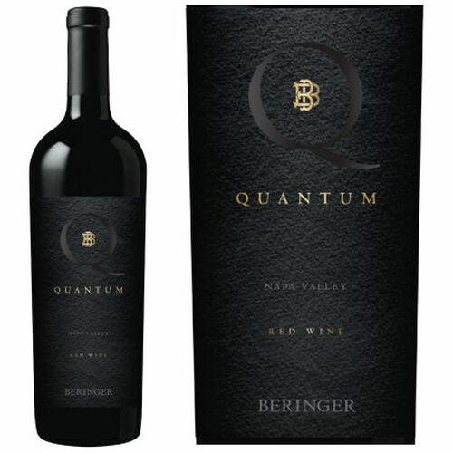 12 Bottle Case Beringer Quantum Napa Red Blend 2018