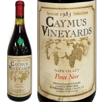 Caymus Special Selection Napa Pinot Noir 1983-3