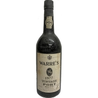 Warre's Vintage Port 1977 Rated 93WS
