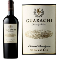 Guarachi Napa Cabernet 2013 Rated 92WE CELLAR SELECTION