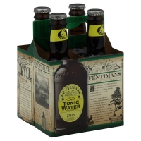 Fentimans Traditional Tonic Water Non-Alcoholic Beverage 4pack 275ML