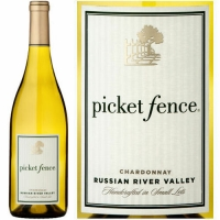 Picket Fence Russian River Chardonnay 2014 Rated 92BTI