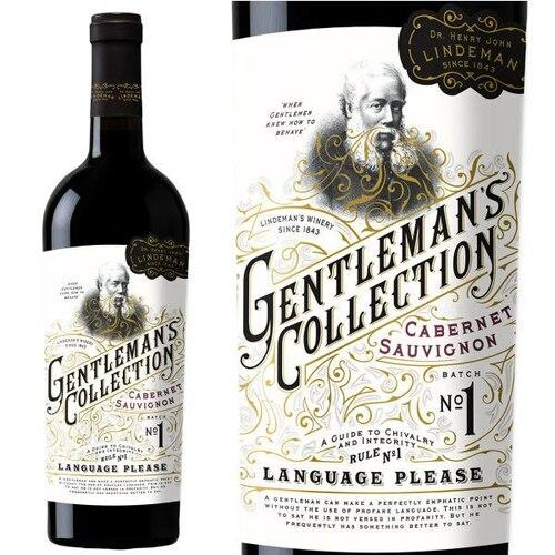 Lindeman's Gentleman's Collection Cabernet 2017