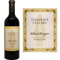 Tamarack Cellars Columbia Valley Cabernet 2014 Rated 91WE