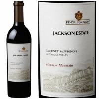Kendall Jackson Jackson Estate Hawkeye Mountain Alexander Cabernet 2012 Rated 92WE