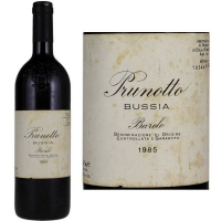 Prunotto Bussia Barolo DOCG 1985 (Italy) Rated 92WS