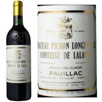 Chateau Pichon-Longueville Comtesse de Lalande Pauillac 1988 (France) Rated 90WA