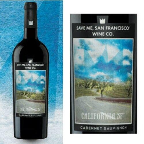 Save Me San Francisco California 37 Cabernet 2017