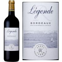 Barons de Rothschild Lafite Legende Bordeaux Rouge 2018