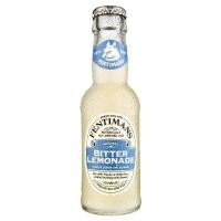Fentimans Bitter Lemonade Non-Alcoholic Beverage Single Bottle 125ml