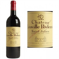 Chateau Leoville Poyferre St. Julien 1985 Rated 92WS