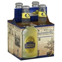 Fentimans Victorian Lemonade Non-Alcoholic Beverage 4pack 275ML