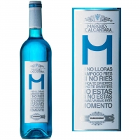 Marques de Alcantara BLUE Chardonnay (Spain)