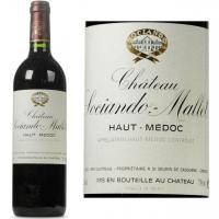 Chateau Sociando Mallet Haut-Medoc 1989 Rated 90WS