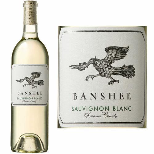 Banshee Sonoma Sauvignon Blanc 2019