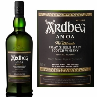 Ardbeg AN OA Islay Single Malt Scotch 750ml