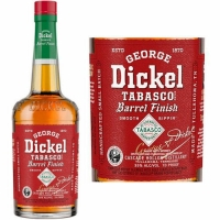 George Dickel Tabasco Brand Barrel Finish Whisky 750ml