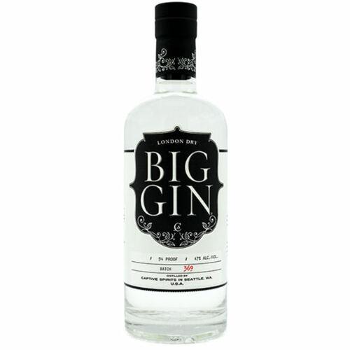 Captive Spirits Big Gin London Dry Gin 1L