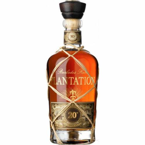 Plantation XO Extra Old 20th Anniversary Barbados Rum 750ml