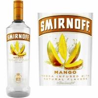 Smirnoff Mango Vodka 750ml