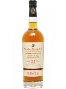 Alexander Murray & Co 1992 Aged 21 years Single Malt Scotch 750ml