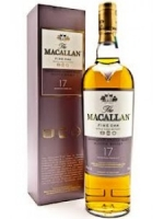 THE MACALLAN 17 YEARS SINGLE MALT SCOTCH WHISKY