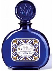 Los Azulejos Double Distilled Reposado Tequila 750ml