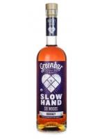 Greenbar Distillery Slow Hand Six Woods Whiskey