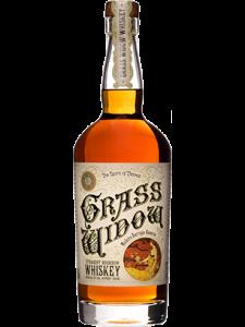 Grass Widow Straight Bourbon Whiskey 750ml