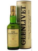 The Glenlivet George Smith's Original 1824 Pure Single Malt Scotch Whisky Aged 12 Years