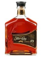 Ron Flor de Cana 18 Single Estate Rum 750ml