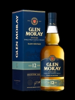 Glen Moray Speyside Single Malt Scotch Whisky Aged 12 Years