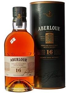Aberlour Aged 16 years Highland Single Malt Scotch 750ml