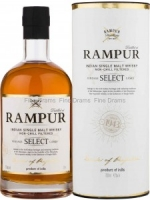 Rampur Indian Single Malt Whisky 750ml