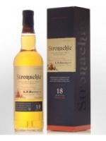 Stronachie Aged 18 years Single Malt Scotch